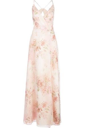Marchesa Notte Damen Bedruckte Kleider - Bridesmaids floral gown
