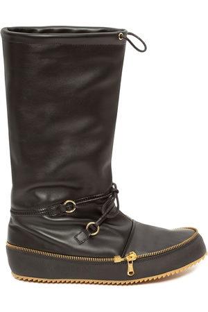 J.W.Anderson Damen Snowboots - Moon calf-length boots