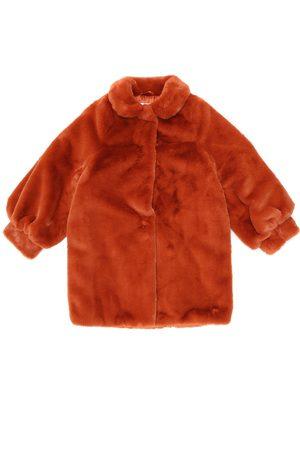 Il gufo Mantel aus Faux Fur