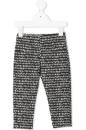 Le pandorine Baby Leggings & Treggings - Dot print leggings