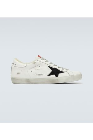 Golden Goose Sneakers Superstar mit Shearling