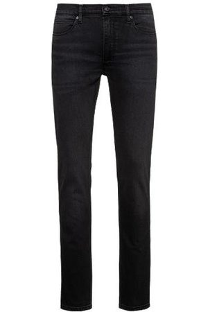 HUGO BOSS Extra Slim-Fit Jeans aus Stretch-Denim