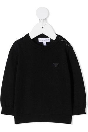 Emporio Armani Chest logo sweatshirt