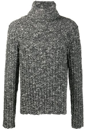 Dolce & Gabbana Ribbed turtleneck jumper
