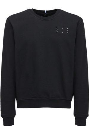 McQ Sweatshirt Aus Baumwolle Mit Logodruck