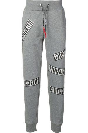 Philipp Plein Logo track pants
