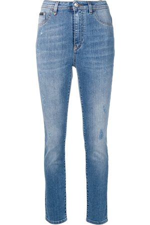 Philipp Plein High-waisted skinny jeans