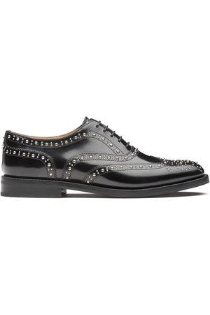 Church's Damen Elegante Schuhe - Burwood polished studded brogues