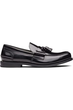 Church's Herren Halbschuhe - Tiverton R Bookbinder Fume' Loafers