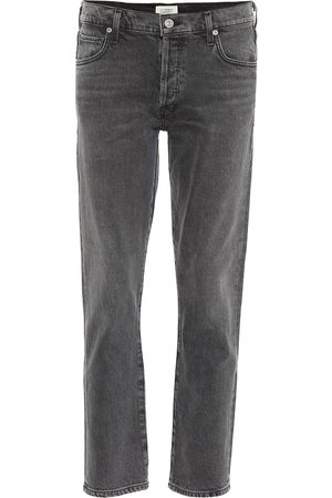 Citizens of Humanity Low-Rise Boyfriend Jeans Emerson