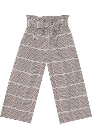 Brunello Cucinelli Karierte Hose aus Baumwolle