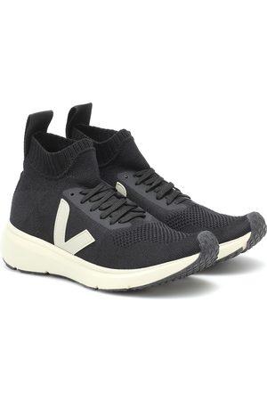 Rick Owens X Veja Sneakers Sock Runner