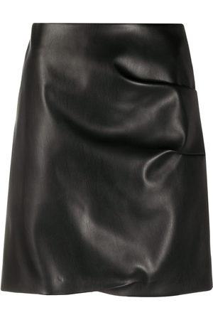 Patou Damen Miniröcke - Faux-leather mini skirt