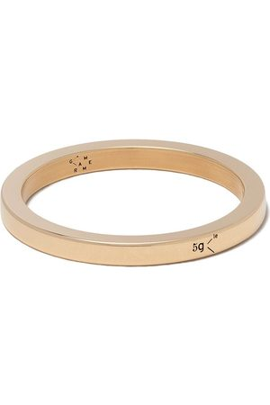 Le Gramme Ringe - 18kt yellow polished gold 5 Grams Ribbon ring