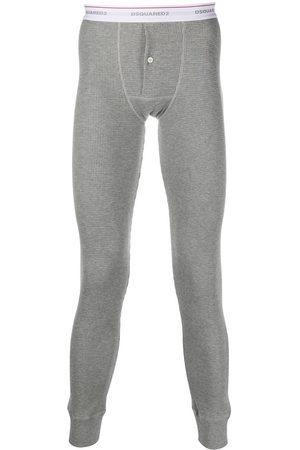 Dsquared2 Logo-waistband leggings