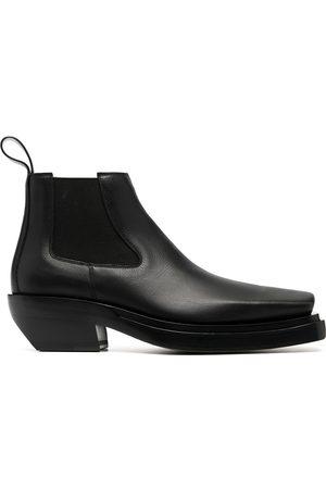 Bottega Veneta Western style ankle boots