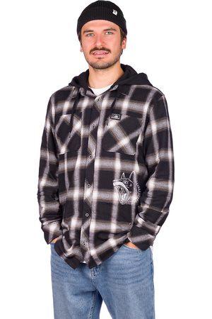 Lurking Class K-9 Hooded Flannel Shirt