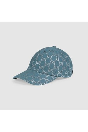 Gucci Damen Caps - Baseballkappe aus GG Lamé