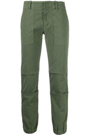 Nili Lotan Damen Cargohosen - Cropped cargo trousers
