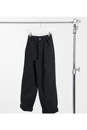 ASOS ASOS DESIGN Petite slouchy chino trouser in