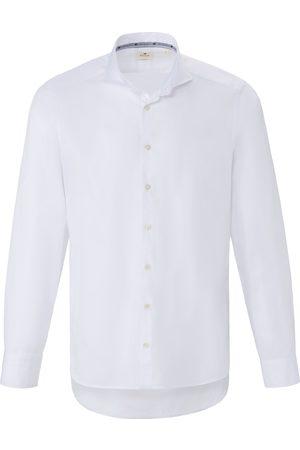 Pure Hemd aus 100% Baumwolle weiss