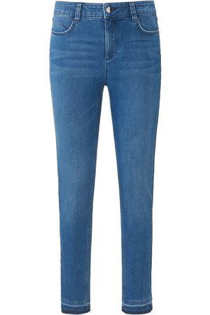 DAY.LIKE Knöchellange Skinny Fit-Jeans denim