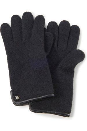 Roeckl Damen Handschuhe - Handschuh aus gewalkter Schurwolle