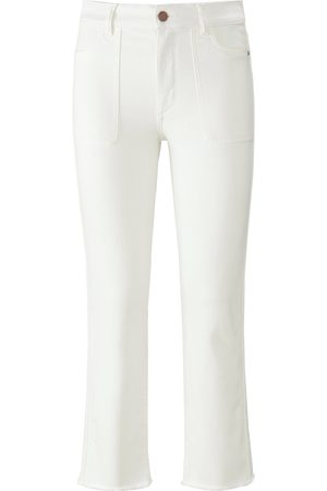 DL1961 Damen Stretch - Jeans Modell Mara weiss