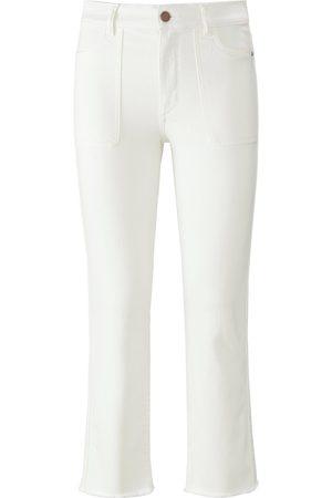 DL1961 Damen Stretch - Jeans Modell Mara weiss