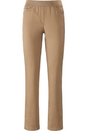Brax Damen Slim - ProForm Slim-Jeans Modell Pamina denim
