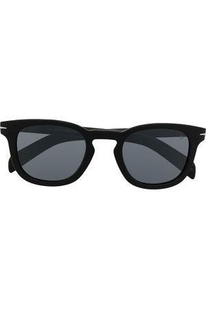 Eyewear by David Beckham Square frame sunglasses