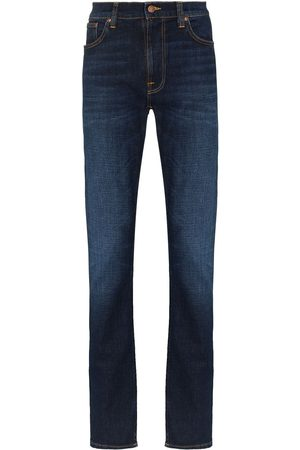Nudie Jeans Dean straight-leg jeans