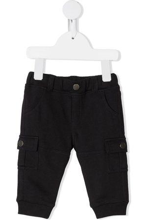 Emporio Armani Cotton cargo pants