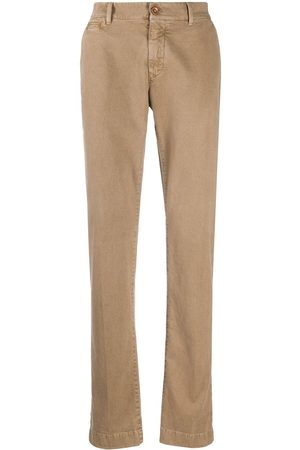 Hand Picked Vieste straight-leg chinos