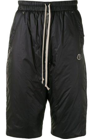 MONCLER + RICK OWENS Shorts - Bela padded knee-length shorts