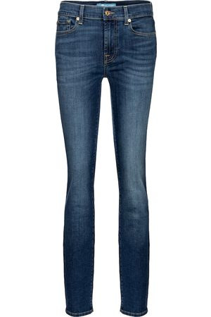 7 for all Mankind Mid-Rise Jeans Roxanne B(AIR)