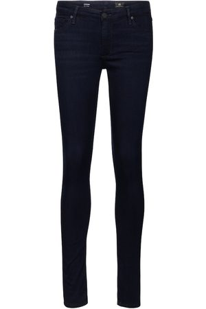 AG Jeans High-Rise Skinny Jeans The Legging