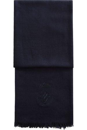 Dolce & Gabbana Herren Schals - Logo-embroidered scarf