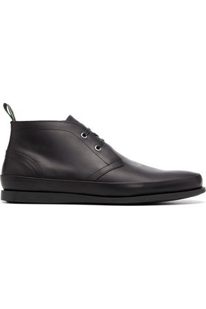 Paul Smith Herren Stiefel - Lace-up leather ankle boots