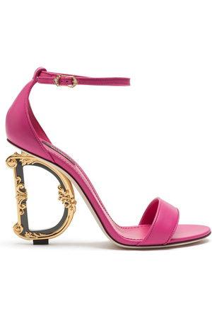 Dolce & Gabbana Baroque 105mm sandals
