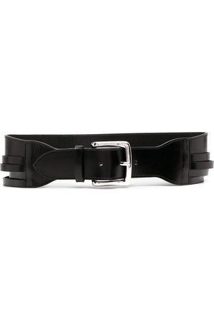 IRO Multiple strap leather belt