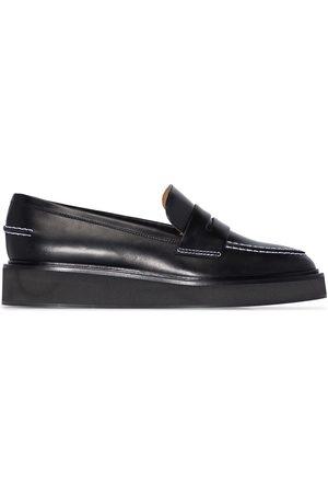 ATP Atelier Monsano flatform leather loafers