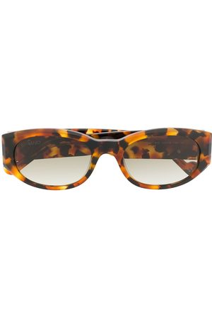 Liu Jo Slim oval frame sunglasses