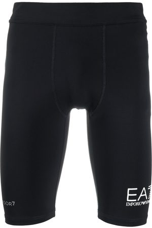 EA7 Stretch cycling shorts