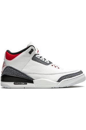 """Jordan Air 3 SE """"Fire Red Denim"""" sneakers"""