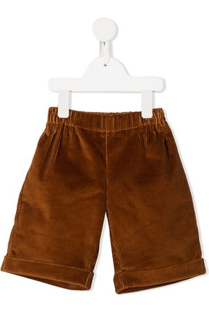 La Stupenderia Jungen Shorts - Corduroy knee-length shorts