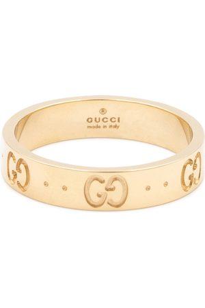 Gucci Ring Icon aus 18kt Gelbgold