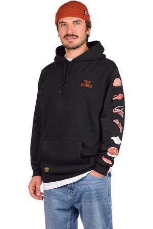 The Dudes Bacon Cheese Burgers Hoodie