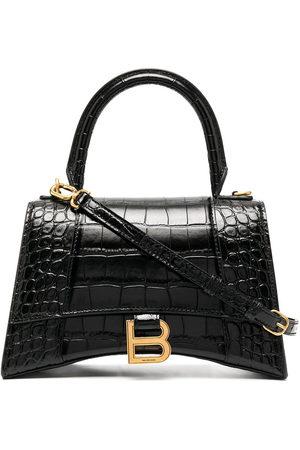 Balenciaga Damen Shopper - Crocodile effect tote bag