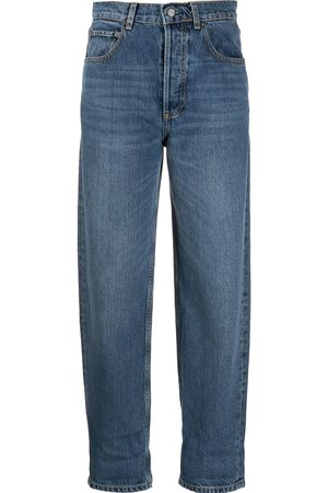Boyish Jeans High-waisted tapered jeans